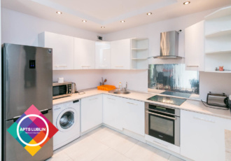 2 bedroom apartment at Pileckiego street!