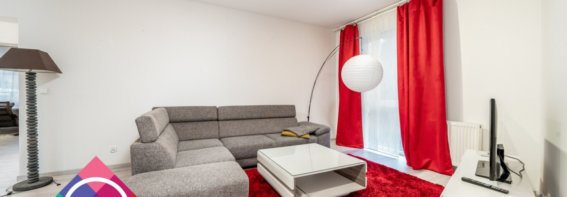 Spacious 3 bedroom apartment located in City Center