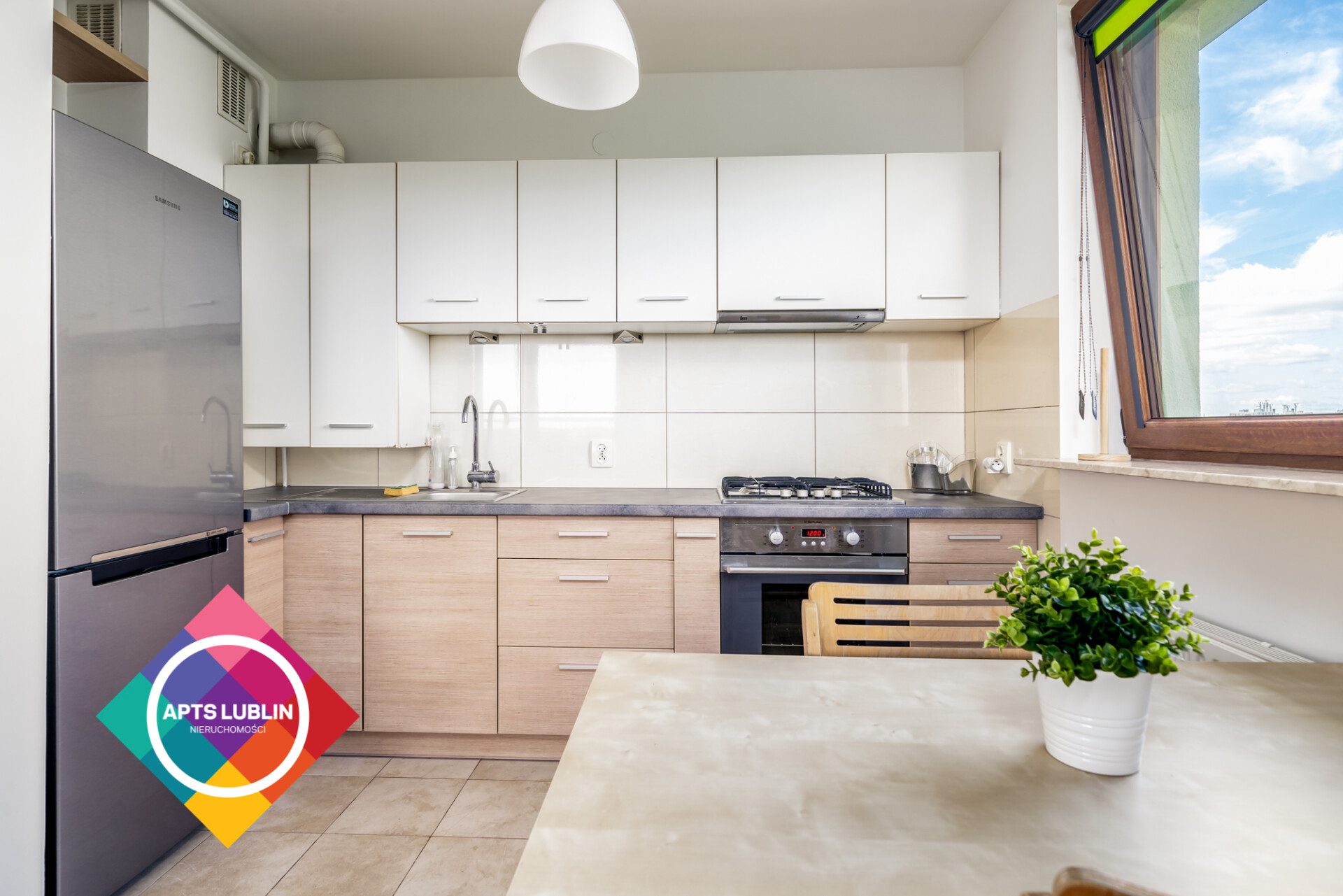 Nice and cozy apartment close to Medical University of Lublin.