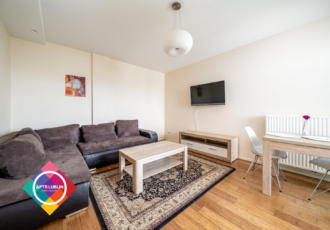 Perfect location, fully furnished 2 bedroom. Nord Park.