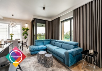 Luxurious 2 bedroom, City Center