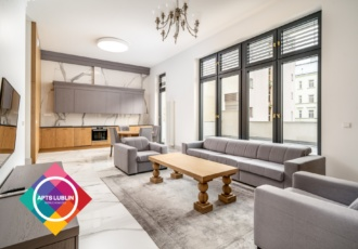 Luxurious and spacious apartment for rent in a City Center.