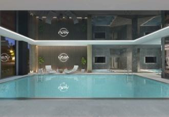 UNIA ART RESIDENCE – 2 pokoje, wysoki standard, basen.