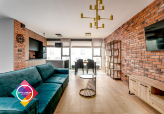 UNIA ART RESIDENCE – Nice 1 bedroom apartment.