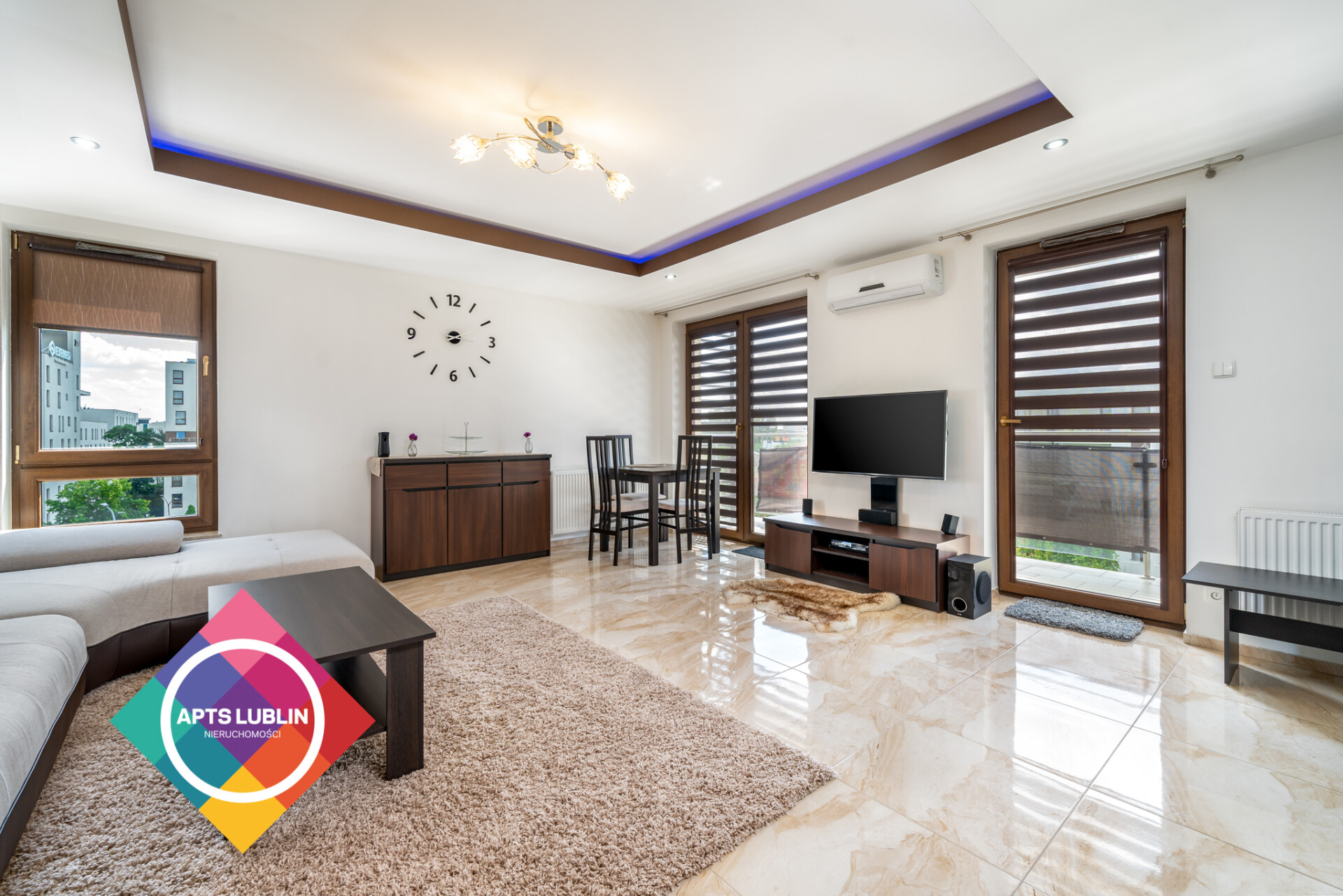 Nice 2 bedroom apartment to buy. MUL.