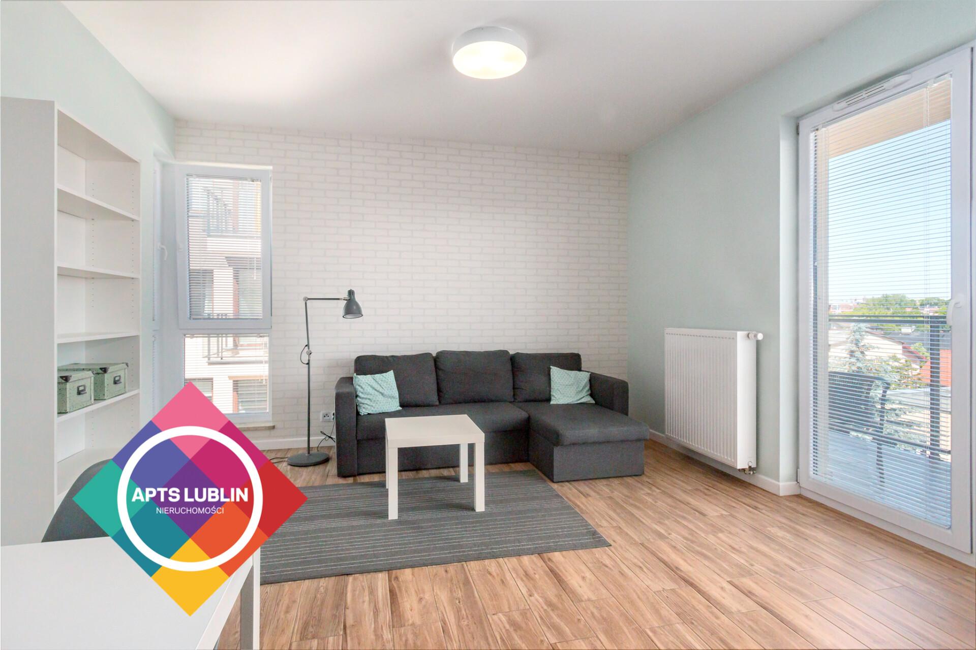 Wiktoryn, 1 bedroom for rent. Nice apartment.